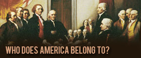 Who Does America Belong To? by David Opperman