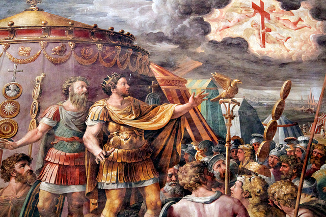 Constantine-in hoc signo vinces-Alt Right-Christian Europe